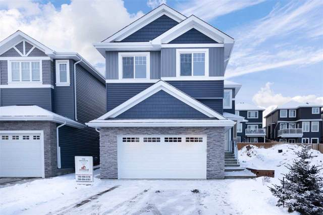 3380 Chickadee Drive NW, Edmonton, AB T5S 0K9 (#E4181956) :: Initia Real Estate