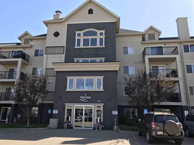 311 592 Hooke Road NW, Edmonton, AB T5A 5H2 (#E4181976) :: Initia Real Estate
