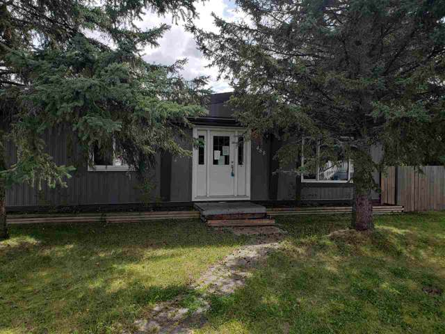 488 53222 RG RD 272, Rural Parkland County, AB T7X 3P4 (#E4182053) :: The Foundry Real Estate Company