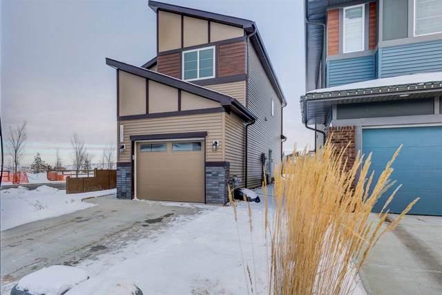 703 39 Street SW, Edmonton, AB T6X 2E9 (#E4182127) :: Initia Real Estate