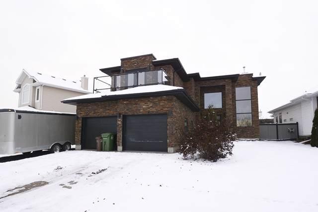 74 Otter Crescent, St. Albert, AB T8N 7H6 (#E4182142) :: Initia Real Estate