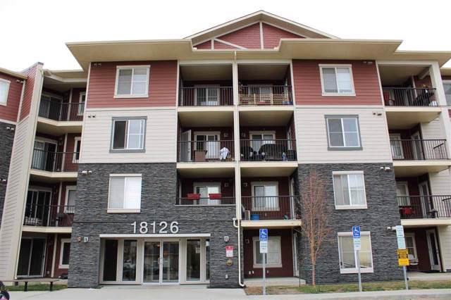 #404 18126 77 Street, Edmonton, AB T5Z 0N7 (#E4182148) :: Initia Real Estate
