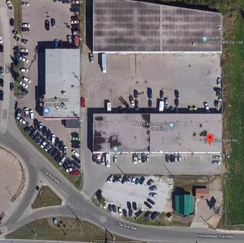 9546 Yellowhead Tr NW, Edmonton, AB T5G 0W4 (#E4182164) :: Initia Real Estate