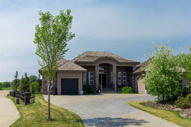 51 Pinnacle Lane, Rural Sturgeon County, AB T8T 0B5 (#E4182175) :: The Foundry Real Estate Company