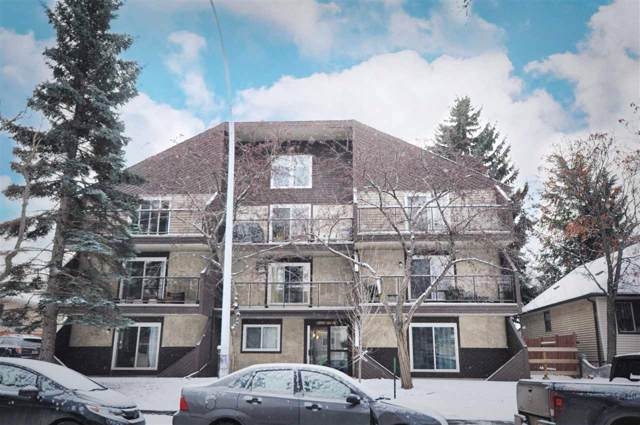 104 10731 84 Avenue, Edmonton, AB T6E 2H8 (#E4182201) :: The Foundry Real Estate Company