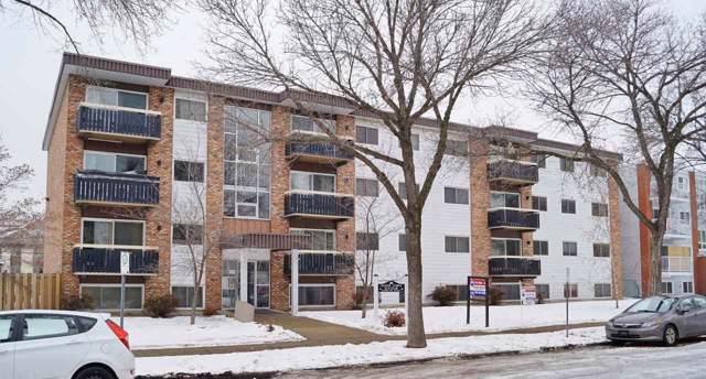 204 10320 113 Street, Edmonton, AB T5K 1P6 (#E4182220) :: The Foundry Real Estate Company