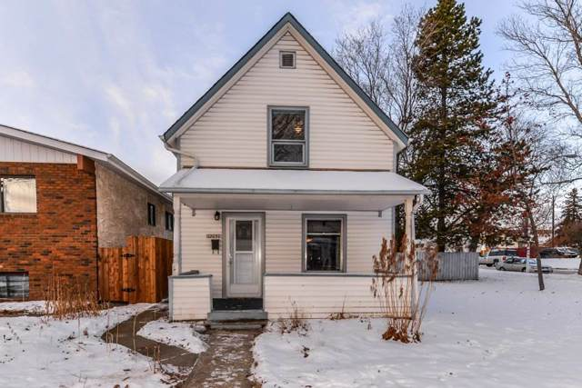 12050 88 Street, Edmonton, AB T5B 3S4 (#E4182240) :: Initia Real Estate