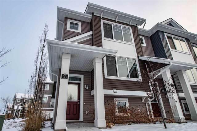 33 5203 149 Avenue, Edmonton, AB T5A 4X3 (#E4182253) :: Initia Real Estate