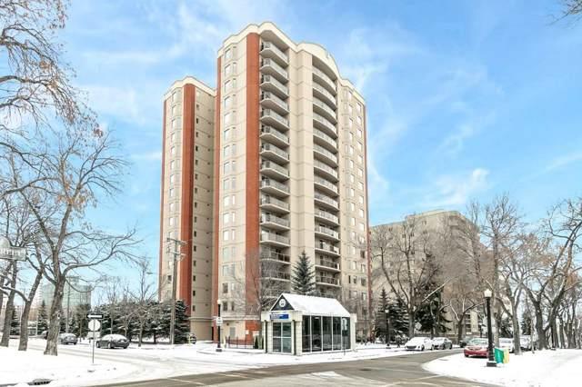 205 9741 110 Street, Edmonton, AB T5K 2V8 (#E4182255) :: The Foundry Real Estate Company