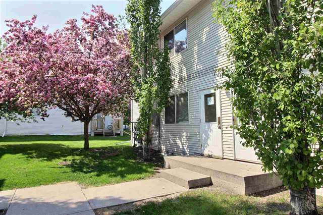 105 620 King Street, Spruce Grove, AB T7X 4K1 (#E4182262) :: Initia Real Estate
