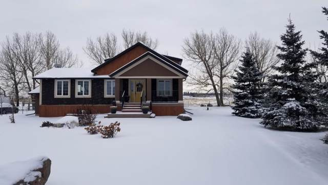 18525 Township Road 511A, Rural Beaver County, AB T0B 4J5 (#E4182276) :: The Foundry Real Estate Company
