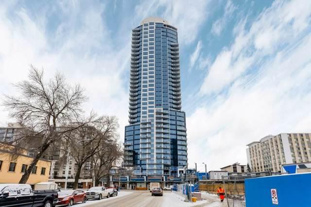 2902 11969 Jasper Avenue, Edmonton, AB T5K 0P1 (#E4182283) :: The Foundry Real Estate Company