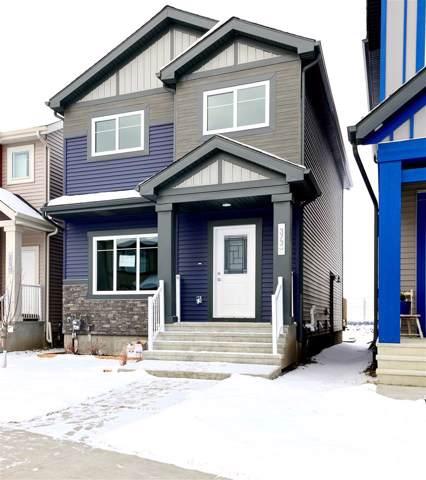 373 Charlesworth Dr Drive SW, Edmonton, AB T6X 2G5 (#E4182317) :: Initia Real Estate