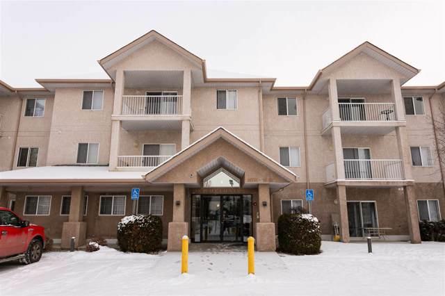 329 16221 95 Street, Edmonton, AB T5Z 3V3 (#E4182328) :: Initia Real Estate