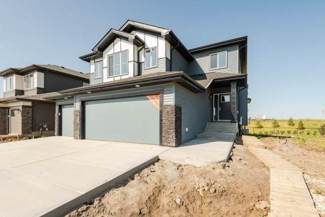 45 Ratelle Circle, St. Albert, AB T8N 7V8 (#E4182353) :: Initia Real Estate
