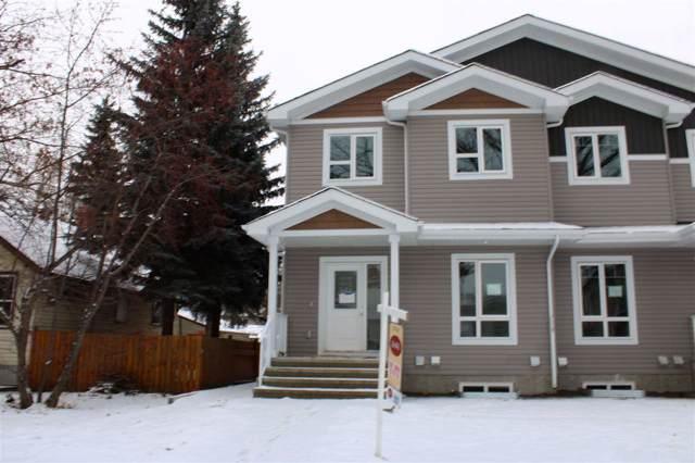 12713 123 Street, Edmonton, AB T5L 0J2 (#E4182379) :: Initia Real Estate