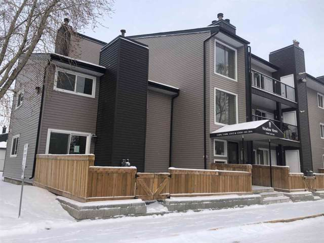110 12404 161 Avenue, Edmonton, AB T5X 4W6 (#E4182470) :: Initia Real Estate