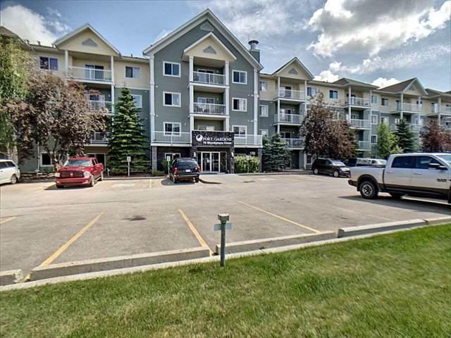 406 70 Woodsmere Close, Fort Saskatchewan, AB T8L 4R8 (#E4182491) :: Initia Real Estate