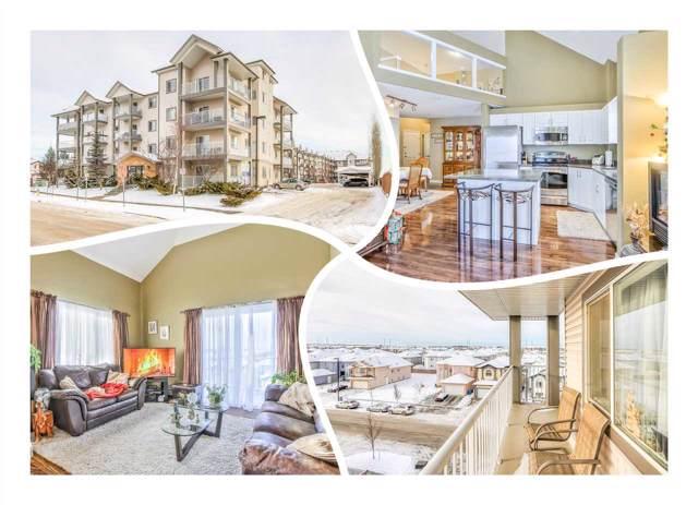 407 3425 19 Street, Edmonton, AB T6T 2B5 (#E4182518) :: Initia Real Estate