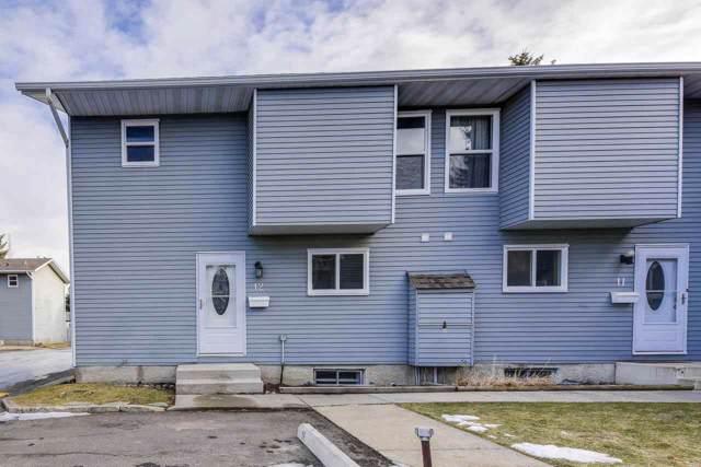 12 4403 Riverbend Road, Edmonton, AB T6H 5S9 (#E4182562) :: Initia Real Estate