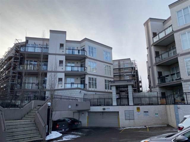 341 4827 104A Street, Edmonton, AB T6H 0R5 (#E4182577) :: Initia Real Estate