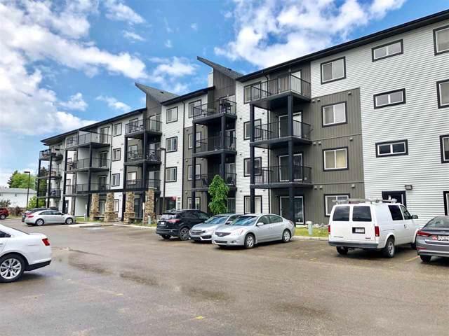 320 3357 16A Avenue, Edmonton, AB T6T 0V4 (#E4182645) :: Initia Real Estate