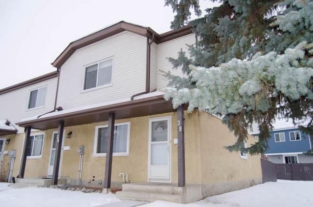 39 1411 Mill Woods Road E, Edmonton, AB T6L 4T3 (#E4182697) :: Initia Real Estate