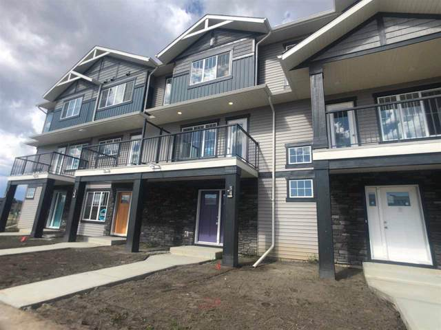 54 50 Mclaughlin Drive, Spruce Grove, AB T7X 0K3 (#E4182712) :: Initia Real Estate