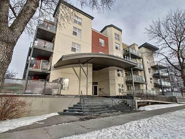 316 10118 106 Avenue, Edmonton, AB T5T 2T6 (#E4182748) :: Initia Real Estate