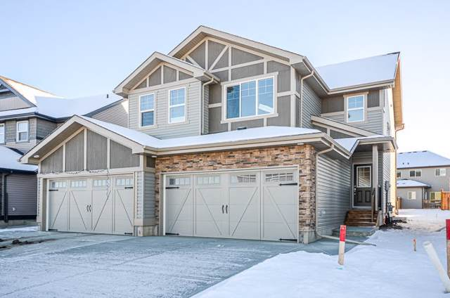 223 Aberdeen Crescent, Sherwood Park, AB T8H 0Z1 (#E4182874) :: Initia Real Estate