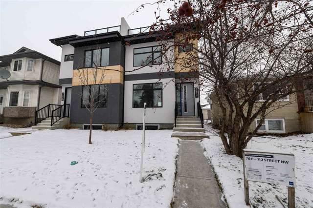 7611 110 Street, Edmonton, AB T6G 1G2 (#E4182905) :: Initia Real Estate