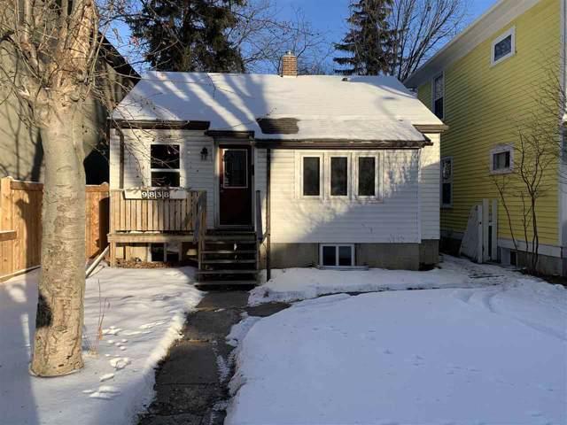 9838 90 Avenue, Edmonton, AB T6E 2T1 (#E4182927) :: Initia Real Estate