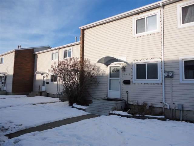 147 Centennial Court, Edmonton, AB T5P 4H5 (#E4182930) :: Initia Real Estate