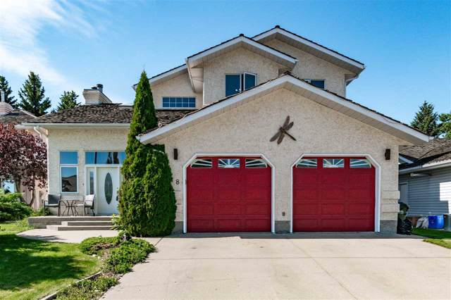 48 Nottingham Crescent, Sherwood Park, AB T8A 5L5 (#E4182934) :: Initia Real Estate