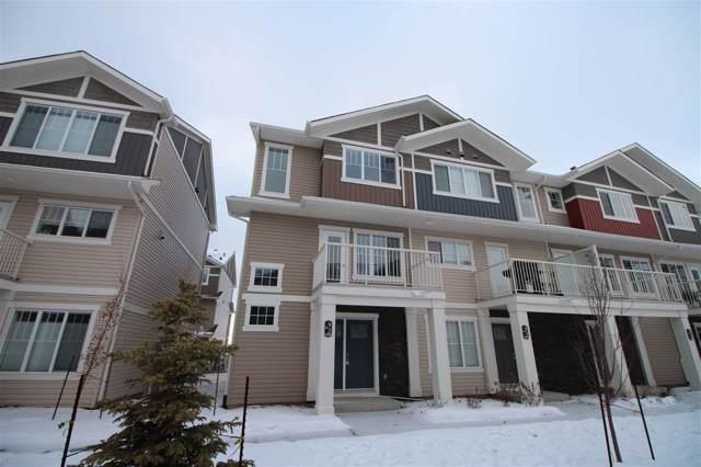 92 17832 78 Street, Edmonton, AB T5Z 0P7 (#E4183033) :: Initia Real Estate