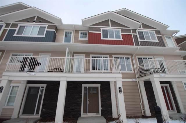 94 17832 78 Street, Edmonton, AB T5Z 0P7 (#E4183034) :: Initia Real Estate