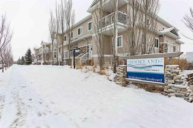 212 164 Bridgeport Boulevard, Leduc, AB T9E 0L3 (#E4183076) :: Initia Real Estate