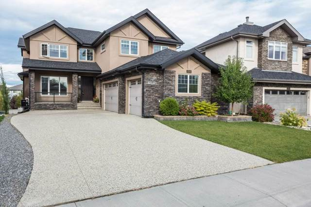 513 Callaghan Point(E), Edmonton, AB T6W 0G4 (#E4183100) :: Initia Real Estate