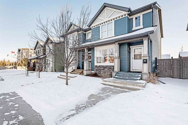 2167 32 Street, Edmonton, AB T6T 0J9 (#E4183106) :: Initia Real Estate
