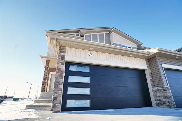 47 Robin Way, St. Albert, AB T8N 7T7 (#E4183137) :: Initia Real Estate