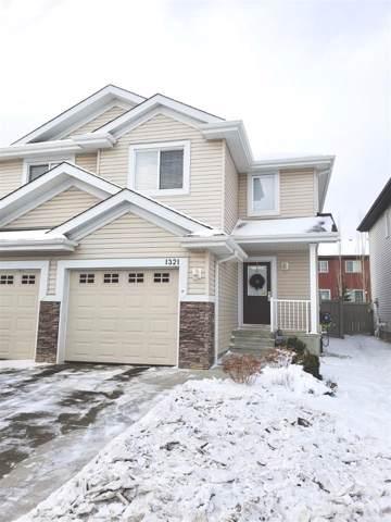1321 Cunningham Drive, Edmonton, AB T6W 0R8 (#E4183156) :: Initia Real Estate