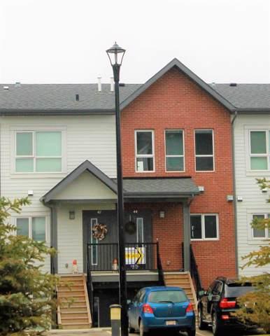 #44 2560 Pegasus Boulevard, Edmonton, AB T5E 6V4 (#E4183199) :: Initia Real Estate