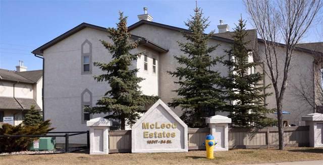 8 16317 64 Street, Edmonton, AB T5Y 3M3 (#E4183255) :: Initia Real Estate