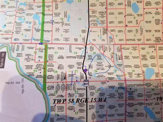 59244 Rr151, Rural Smoky Lake County, AB T0A 0J0 (#E4183287) :: Müve Team   RE/MAX Elite