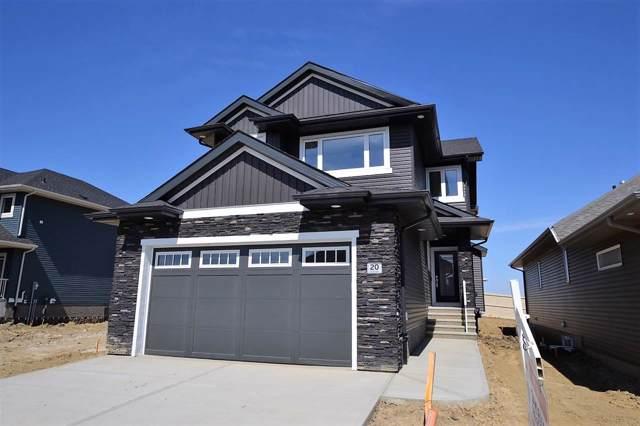 20 Edison Drive, St. Albert, AB T8N 7W1 (#E4183309) :: Initia Real Estate