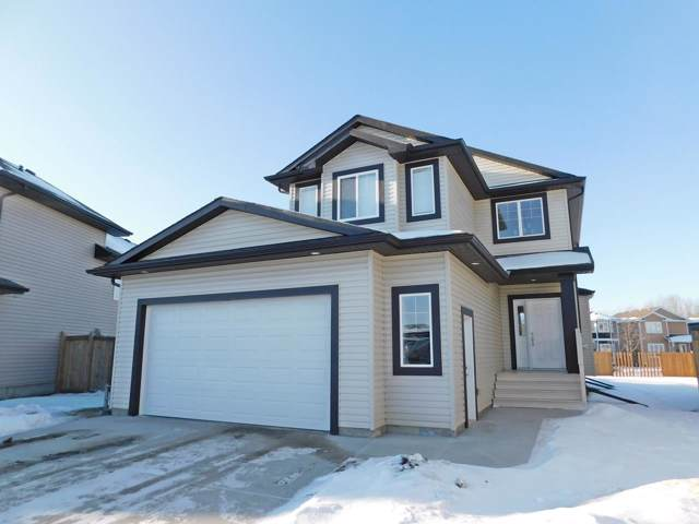 100 Landing Trails Drive, Gibbons, AB T0A 1N0 (#E4183319) :: Initia Real Estate