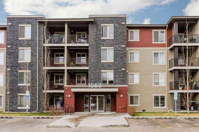 114 1060 Mcconachie Boulevard, Edmonton, AB T5Y 0W9 (#E4183330) :: The Foundry Real Estate Company