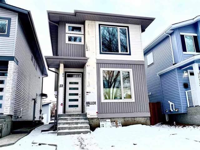 12118 80 Street NW, Edmonton, AB T5B 2P1 (#E4183350) :: Initia Real Estate
