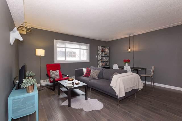 5 9630 82 Avenue, Edmonton, AB T6C 1A1 (#E4183354) :: Initia Real Estate