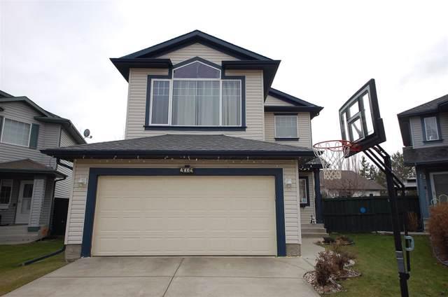 2039 Garnett Way, Edmonton, AB T5T 6R1 (#E4183357) :: Initia Real Estate